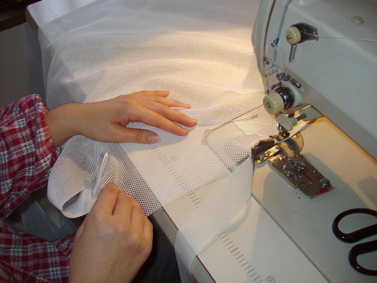 縫製(ほうせい)